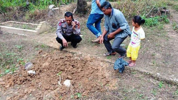 Jenazah Bayi Hilang dari Makam Sehari Setelah Dikuburkan