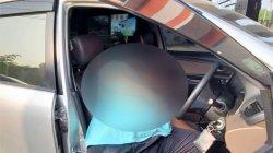 Sopir Taksi Online Ditemukan Tak Bernyawa Dalam Mobilnya di Depok