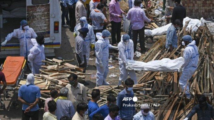 1 dari 2 Orang yang Dites di India Barat Terkena Covid-19, Tingkat Kepositifan Tembus 50 Persen