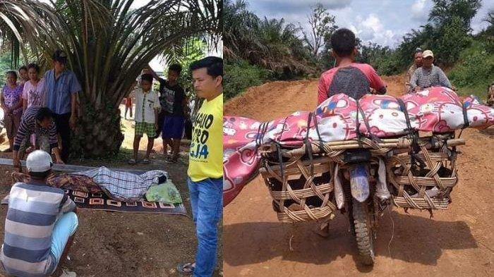 Viral Jenazah Petani Diikat dan Dibawa Naik Motor, Warga yang Takut Sial Jadi Penyebabnya