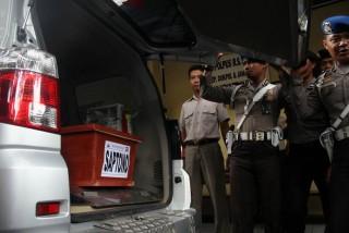 Terduga Teroris Magetan Diboyong ke Jakarta