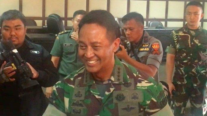 KSAD dan PLN Bahas Bantuan untuk Bangun Perumahan Prajurit TNI di Kupang