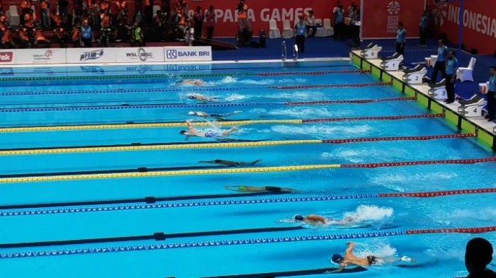 Jendi Pangabean dan Syuci Indriani Berpeluang Tambah Medali Emas Indonesia Lewat Para-Renang