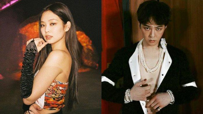Perjalanan Cinta Jennie BLACKPINK dan G-Dragon BIGBANG, Sudah Jadi Rahasia Umum di YG Entertainment