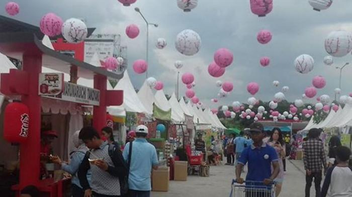 Mempererat Pertukaran Budaya Indonesia–Jepang Melalui Festival Budaya Sakura Matsuri