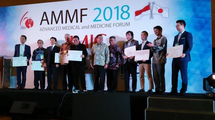 Peringati 60 Tahun Hubungan Diplomatik Jepang-RI, Perusahaan Medis Jepang Gelar Seminar