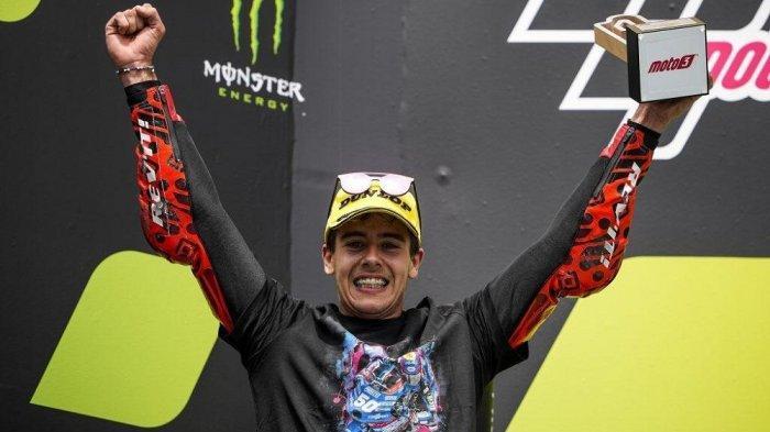 Indonesian Racing Gresini Semakin Mantapkan Posisi Usai Raih Podium Dua di Catalunya