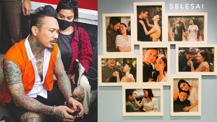 POPULER Seleb: Jerinx Dipindahkan ke Lapas Kerobokan   Pamer Foto, Gading & Ariel Tatum Pacaran?