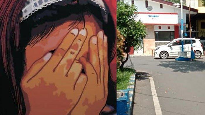 Jeritan Histeris Wanita di Malang Saat ke Kos, Alami Hal Tak Senonoh dari Pria, Wajah Pelaku Terkuak
