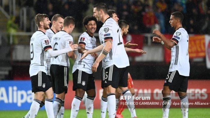Timo Werner Membungkam Para Pengkritiknya Dengan Lakukan Ini Saat Jerman Menang 4-0 Atas Makedonia