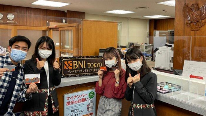 Cerita Youtuber Jerome Polin Buka Rekening Bank BUMN Cabang Tokyo, Coba Fitur Transfer THR Digital