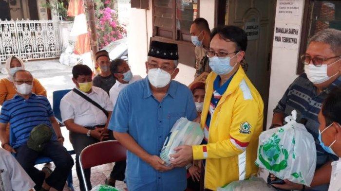 Balitbang Golkar Nilai Peran Serta Masyarakat Modal Utama Atasi Pandemi Covid-19