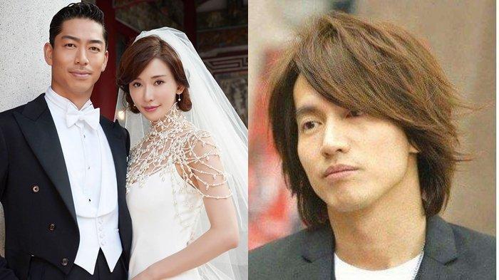 Kaleidoskop Juni 2019, 17 Tahun Pacaran Jerry Yan Relakan Kekasihnya Lin Chi Ling Dinikahi Pria Lain