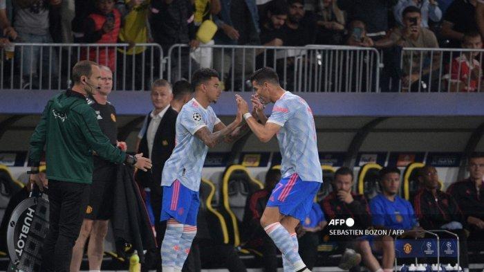 Fans MU Ngamuk Lihat Lingard Bikin Blunder Setelah Gantikan Ronaldo, Solskjaer jadi Kambing Hitam