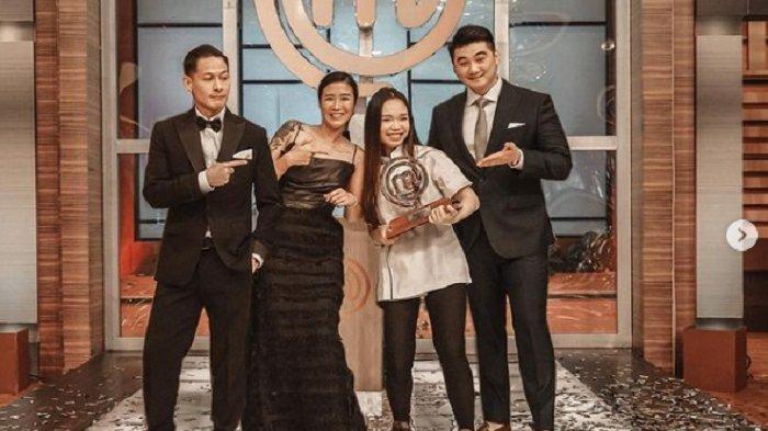 Jadi Pemenang di Season 8, Jesselyn Sejak Lama Bermimpi Ikut MasterChef Indonesia: Kadang Pasrah