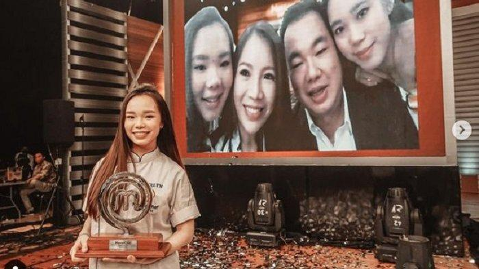 Jesselyn Lauwreen, jawaran MasterChef Indonesia Season 8.