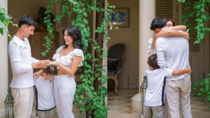 Foto-foto Momen saat Jessica Iskandar Dilamar Vincent Verhaag, Disaksikan El Barack