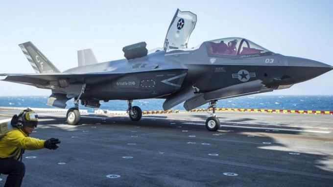 Berdamai dengan Israel, UEA 'Diberi' Jet Tempur F-35 oleh Amerika Serikat
