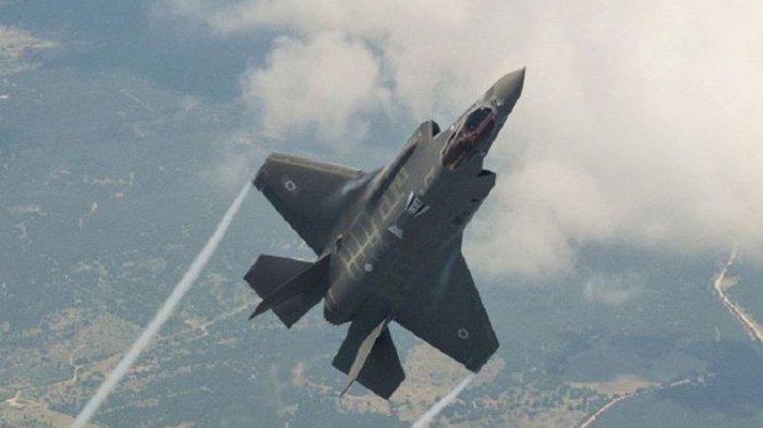 AS Pertimbangkan Uni Emirat Arab Bisa Segera Miliki Jet Tempur F-35