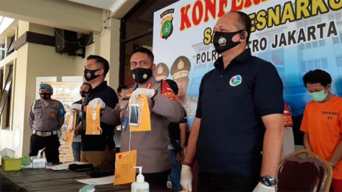 Jaka Hidayat Pakai Narkoba Sejak 2002 dan Sempat Berhenti