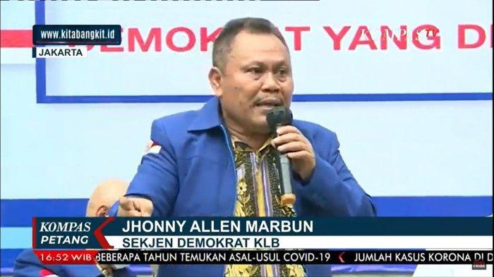 Jhoni Allen dapat Ucapan Selamat Jadi Sekjen Demokrat Versi KLB dari Politikus Gerindra