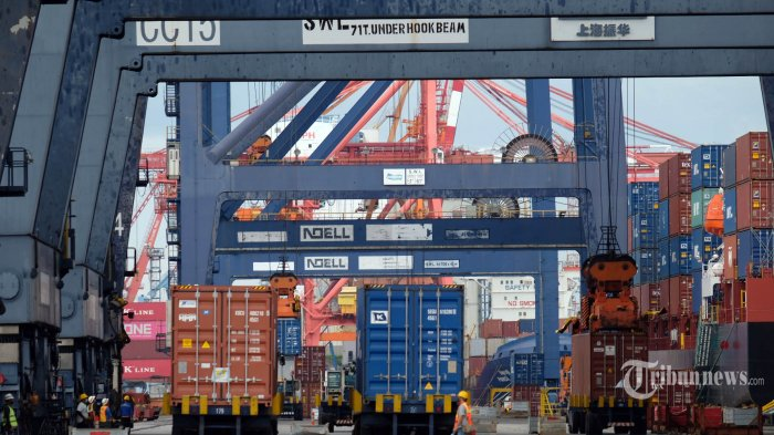 Kemendag Catat Sektor Industri Dominasi Ekspor RI Mei 2021