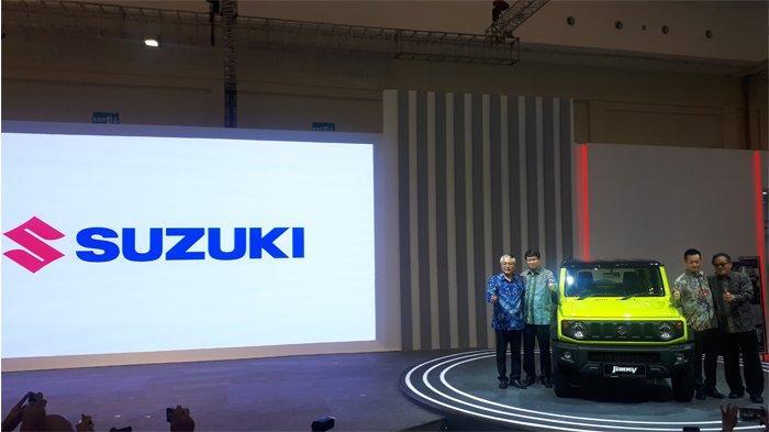 Suzuki Jimny Curi Perhatian di GIIAS 2019