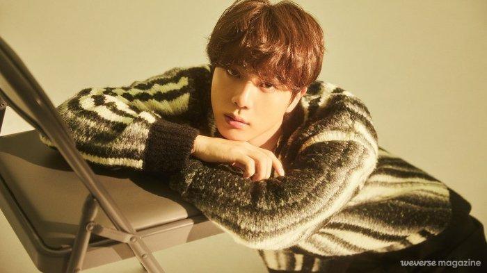 Jin BTS Ungkap Penampilannya di Panggung Menjadi Nilai Tambah Bakatnya Menyanyi