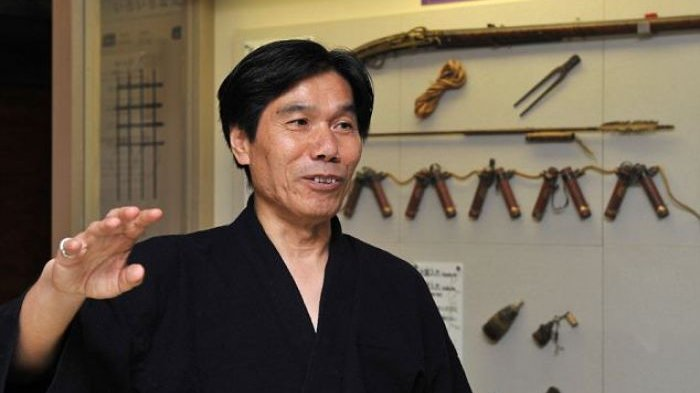 Jinichi Kawakami, Ninja Terakhir di Jepang