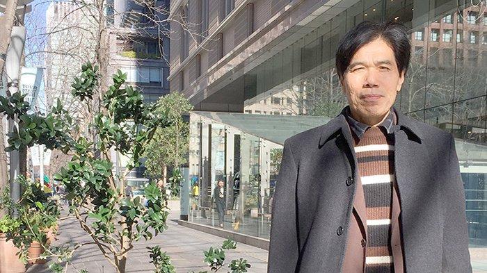 Jinichi Kawakami (70), ninja terakhir di Jepang.