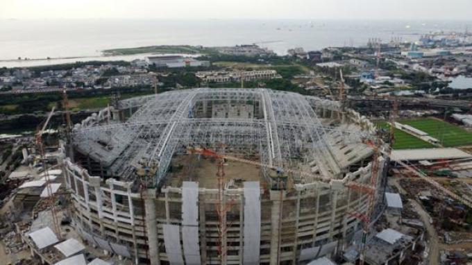 Persija Harus Mau Berbagi Kandang Jika Jadikan Stadion JIS Sebagai Homebase