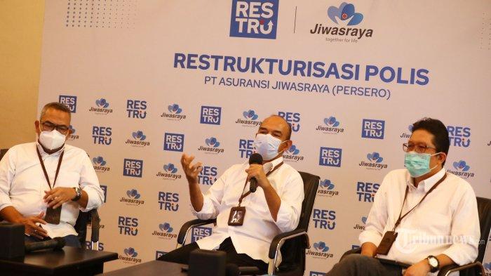 Restrukturisasi Polis Jiwasraya Ditargetkan Rampung Mei 2021