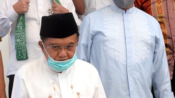 Ketua Dewan Masjid Jusuf Kalla Kutuk Keras Aksi Bom di Depan Gereja Katedral Makassar