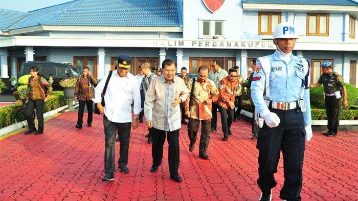 Bertolak ke Yogyakarta, Wapres JK Dijadwalkan Buka Seminar Nasional dan Resmikan Gedung Baru UNY
