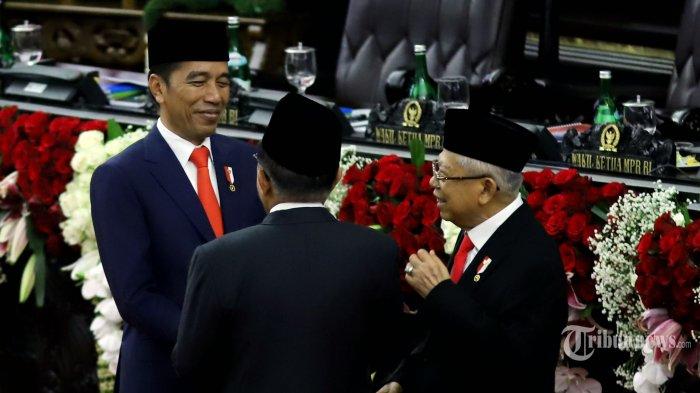 Lukman Edy: Kemenangan Jokowi-Ma'ruf pada Pilpres 2019 Sesuai Keputusan MK dan MA