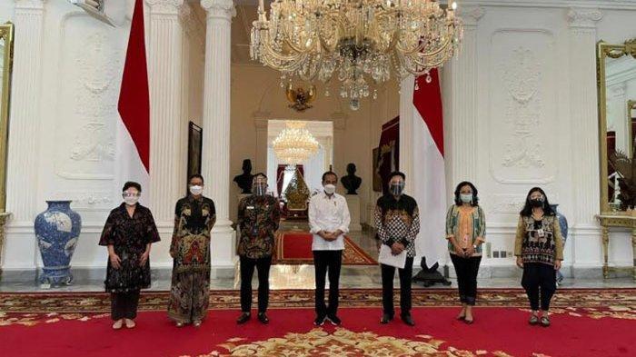 Jawab Surat Terbuka Insan Perfilman, Jokowi Sambut Baik Usulan Penyelamatan Industri Film Indonesia