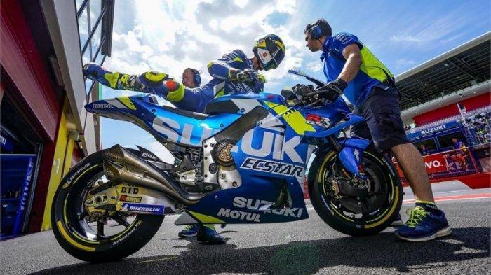 SESAAT LAGI Race MotoGP Valencia 2020, Live Streaming Trans7, Gratis, Joan Mir Menuju Juara Dunia
