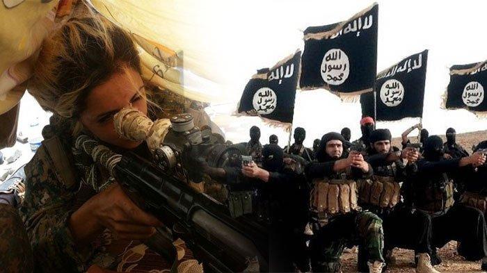 Penembak Jitu Cantik Ini Bantai 100-an Nyawa Militan ISIS, Kini Ia Diburu untuk Jadi Budak Seks