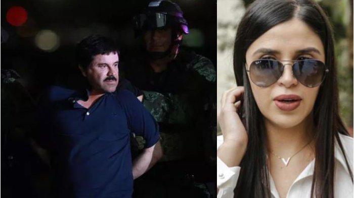 Istri Raja Kartel Narkoba El Chapo Ditangkap Polisi: Menikah Diusia 18 Tahun hingga Hidup Glamor