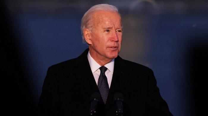 Dalam Pidato Perdana, Presiden AS Joe Biden: 'Demokrasi Telah Menang'