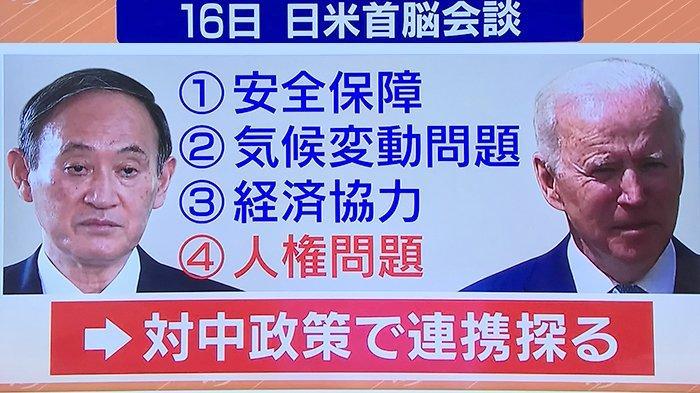 Sore Ini PM Jepang Bertolak ke Washington AS, Dijadwalkan Bertemu Biden di Gedung Putih