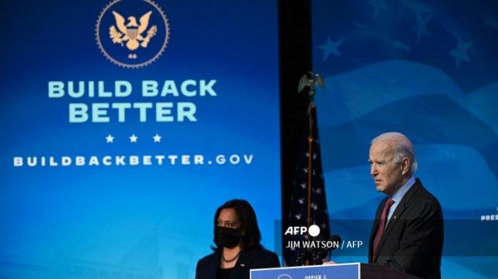 Tangis Joe Biden Saat Ucapkan Perpisahan Kepada Warga Delaware Sebelum Bertolak ke Gedung Putih