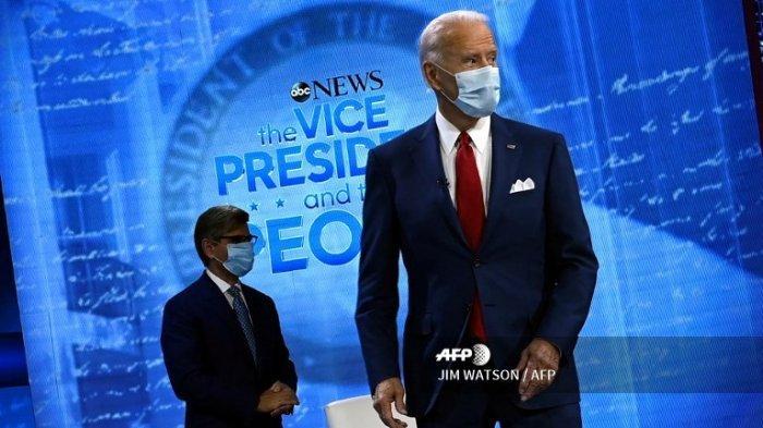 Joe Biden Berjanji akan Tangani Pandemi Sesuai Sains di Hari Pertama Terpilih Jadi Presiden AS