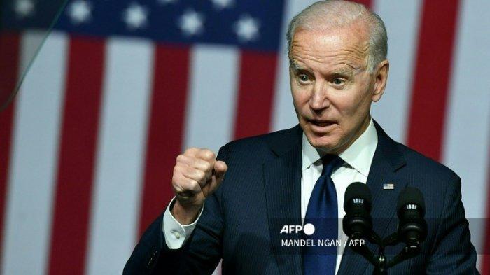 Joe Biden Minta Semua Orang Dewasa AS yang Divaksinasi Penuh Dapatkan Booster