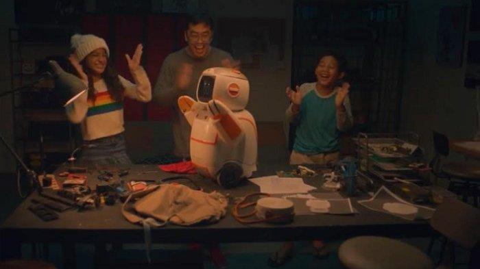 Aksi Penyelamatan Rori dari Penculik Hadir di Episode Terakhir Serial Joe & Robot Kopi