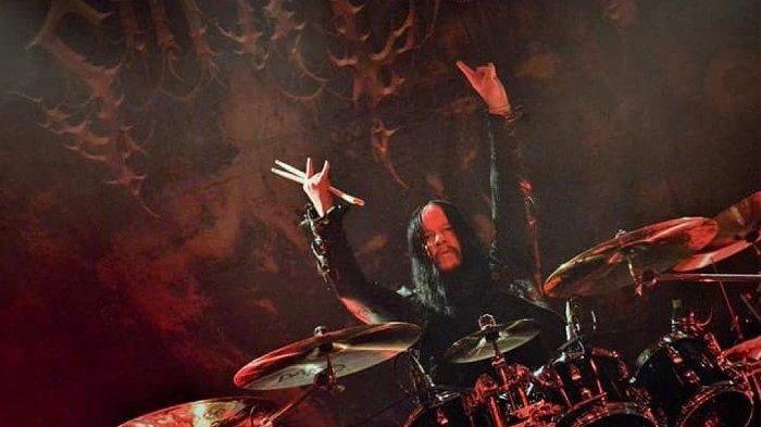 Eks Drummer Slipknot Joey Jordison Meninggal Dunia di Usia 46 Tahun dengan Tenang dalam Tidurnya