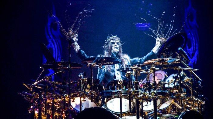 Profil dan Karir Musik Joey Jordison Eks Drummer Slipknot, Pernah jadi Drummer Terbaik Versi Rhythm