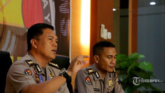 Kabid Humas Polda Jawa Tengah, Iskandar Fitriana Sutrisna. (Tribun Jateng/Hermawan Handaka)