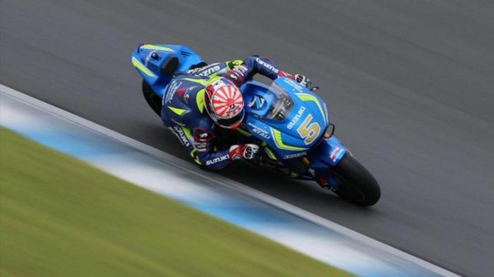 Johann Zarco Kunci Gelar Juara Moto2
