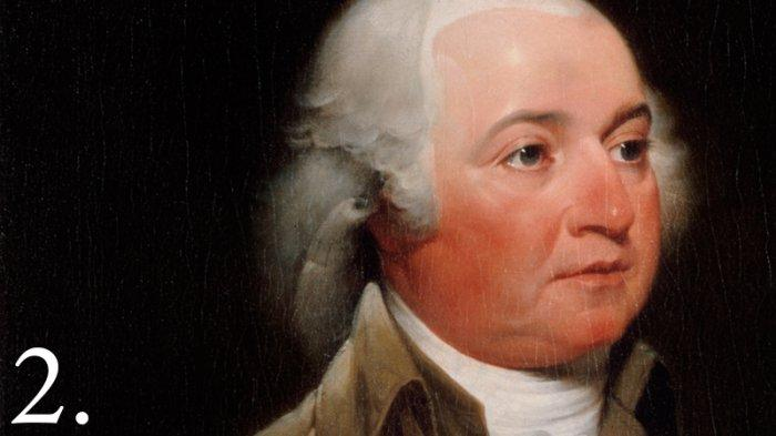 John Adams, presiden ke-2 AS